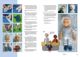 Puppe Wölkchen von Susanne Schächter-Heil