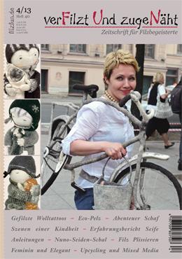 Filzzeitung Filzzeitschrift 2013