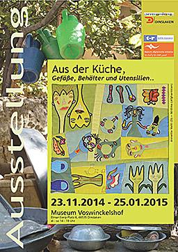 »Aus der Küche« Museum Dinslaken