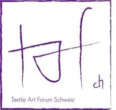 Logo Textile Art Forum Schweiz